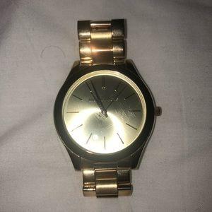 Michael Kors Accessories - Michael Kors Watch. Gold.